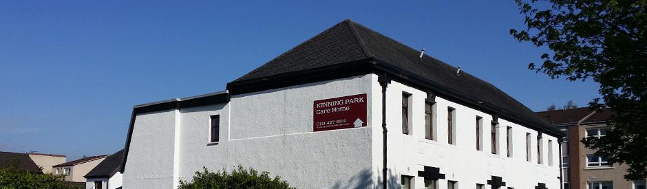 Kinning Park Care Home Exterior